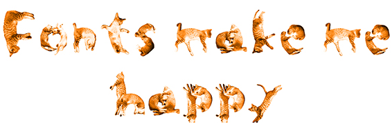 The-Heat-Cat-Font