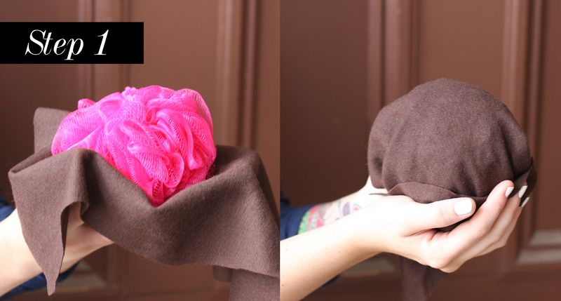 Как сделать валик для волос своими руками для бабетты своими руками