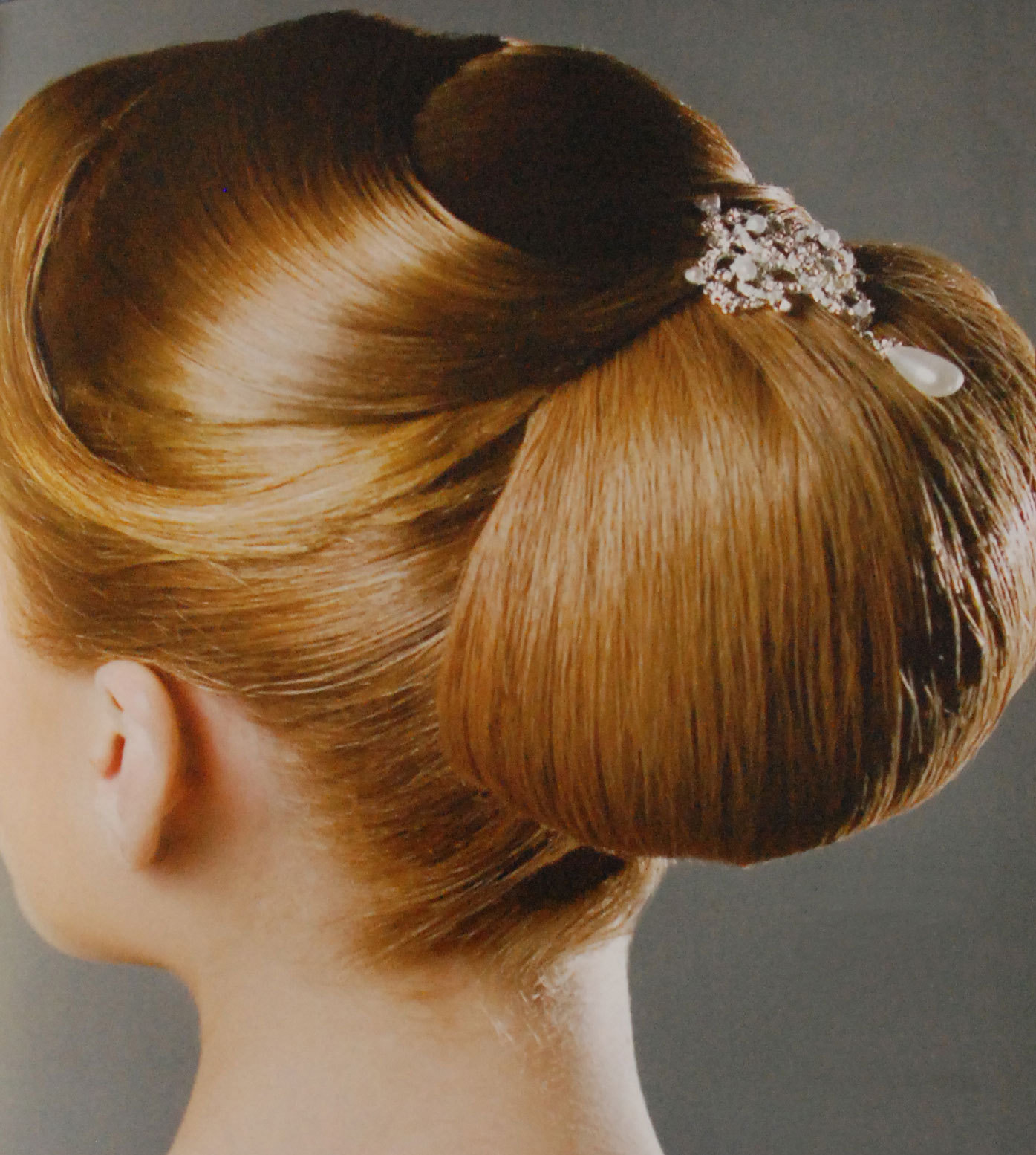 Day 17 Of 30 Styles In 30 Days: Chignon